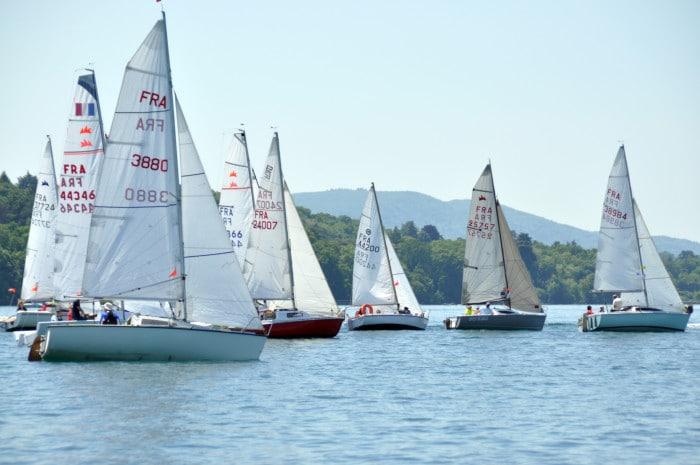Championnat de France 2017 des transportables à Thonon